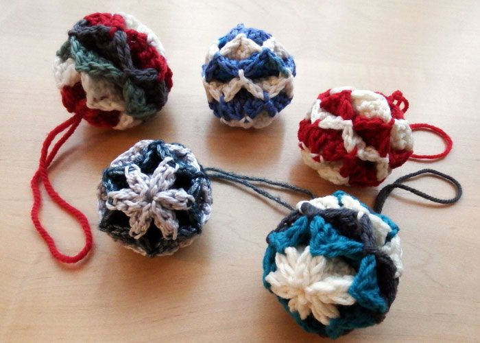 Author Esther Chandler Introduction These quick and easy origami style Christmas ornaments are a must for using up left over stash at this festive time of year! All you need to know how to do is double crochet and slip stitch. And there's minimal weaving in of ends and barely any seaming! Why not try…