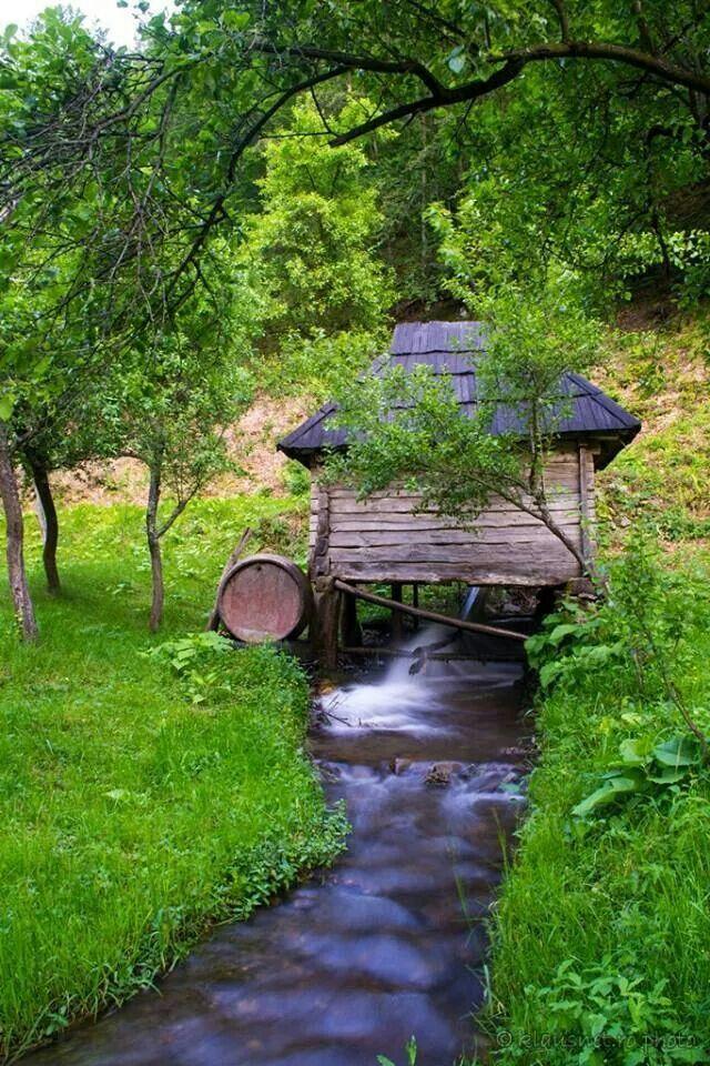 Isverna countryside, Mehedinti, Romania