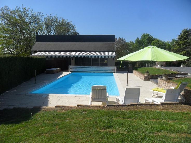 21 best Gites France images on Pinterest Holiday, Frances ou0027connor - location vacances morbihan avec piscine