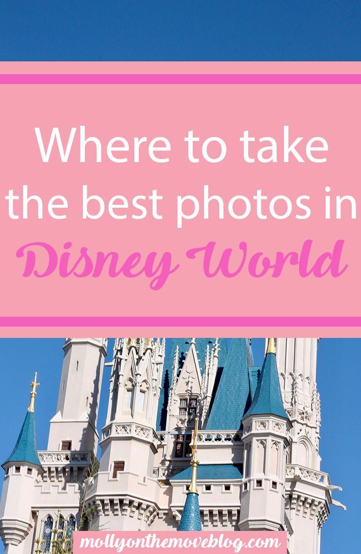 disney world | best photo spots in disney world | pictures in disney world | where to take best photos in disney world