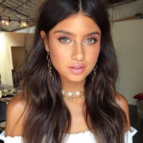 A summer glam look done right
