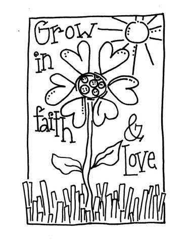 FREE Christian Coloring Pages Plus Devotions These Are ADORABLE