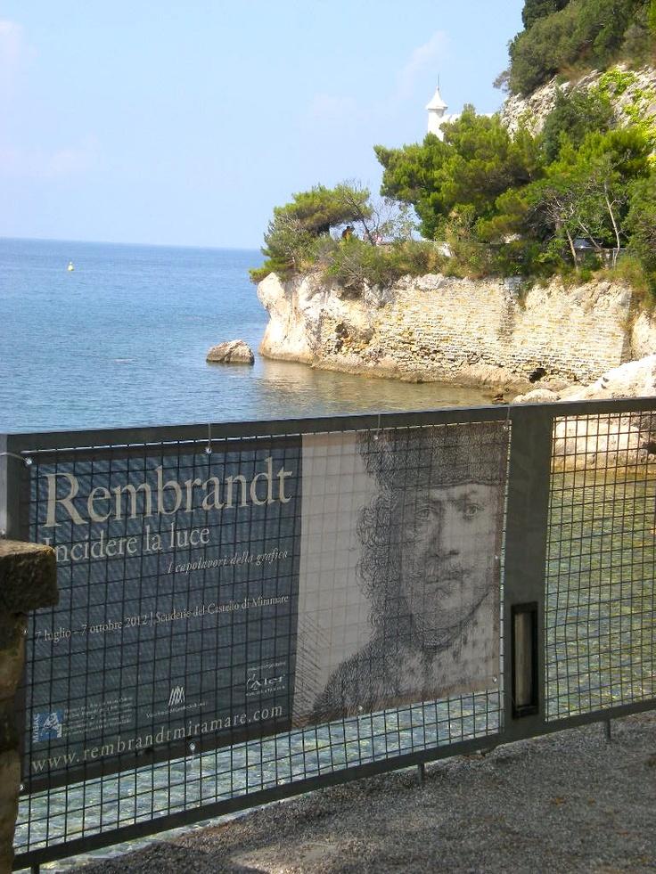Rembrandt sul lungo mare