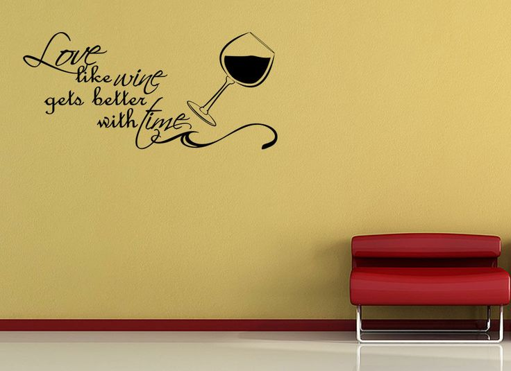 Wall Decor Sayings 60 best wine quotes for walls images on pinterest | wine quotes