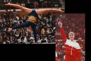 Gator Gymnastics Alumni Elfi Schlegel inducted into HOF