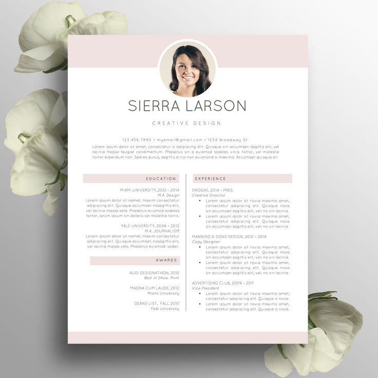 Resume Template  Resume Cover Letter Template Word Free Latest Resume  Scbgtdqt Inside Free Templates For