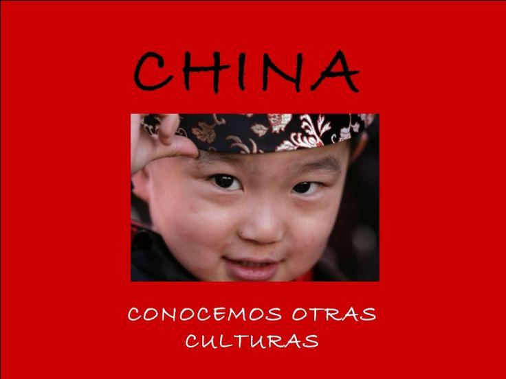 Presentación para trabajar un proyecto sobre China con niños de Educación Infantil