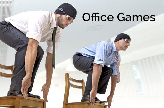 Check out these office games that will get the whole staff involved in fun and team-building.