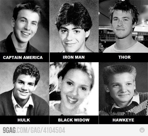 Young Avengers  #Avengers