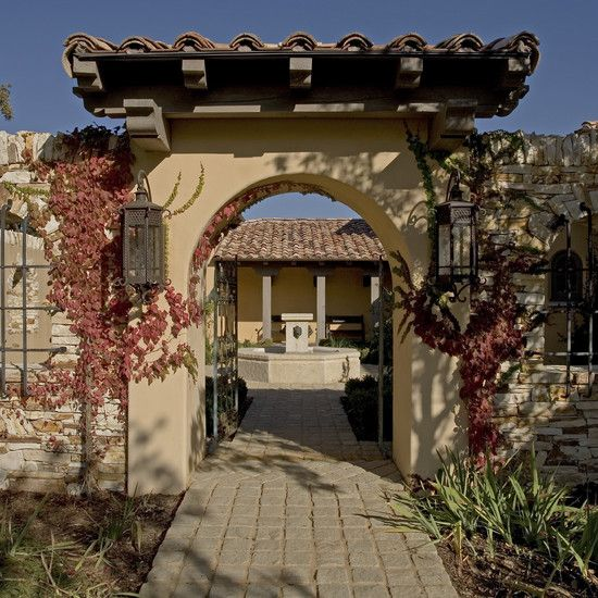 17 Best Images About Spanish Colonial Design On Pinterest