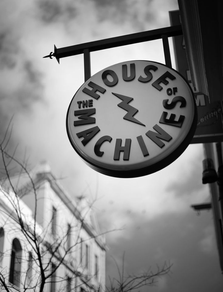 The House of Machines — Cape Town