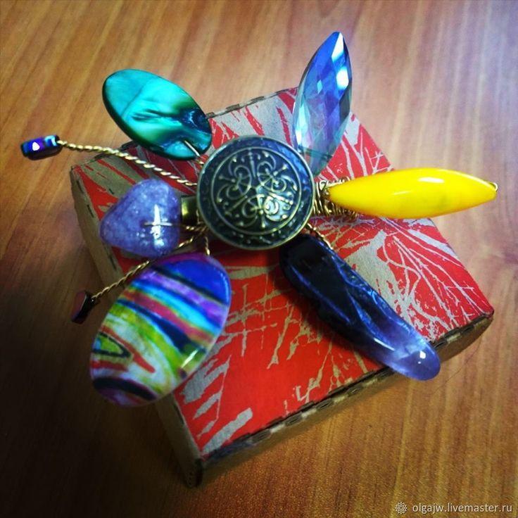 Брошки - бабочки – купить в интернет-магазине на Ярмарке Мастеров с доставкой - F2UMNRU