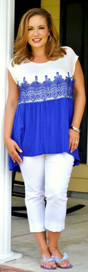 Perfectly Priscilla Boutique - Let Freedom Ring Top, $38.00 (http://www.perfectlypriscilla.com/let-freedom-ring-top/)