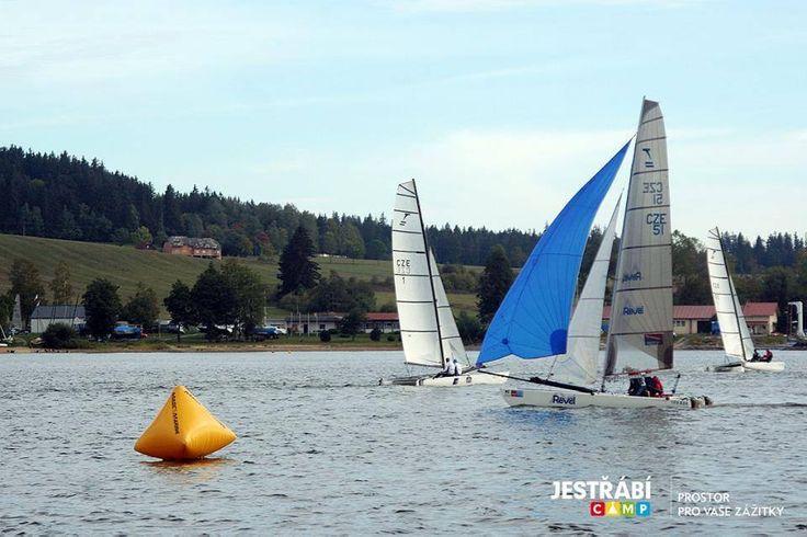 Jestřábí CUP 2015 - 03.10.2015 Poslední závod sezóny