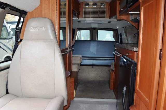 2010 Used Roadtrek 190 VERSATILE Class B in California CA.Recreational Vehicle, rv, 2010 Roadtrek Versatile 190. Clean Class B van at a great price! Chevrolet chassis with 47,711 miles, rear camera, spare tires, awning, generator with low hours, A/C unit, inverter, full wet bath, full kitchen with solid surface counter tops, rear bed conversion, 3 captain's chairs with seat belts, tons of storage throughout, and much more! Come get this one before it is gone. Call FRANK or ANDREA for more…