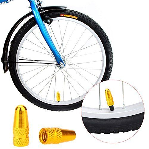 Zytree(TM) Hot Sale 2Pcs Aluminium Alloy MTB Road Bike Bicycle Presta Valve Mouth Cover Tyre Valve Cap Wheel Rims Stem Air Valve Dust Cap. #Zytree(TM) #Sale #Aluminium #Alloy #Road #Bike #Bicycle #Presta #Valve #Mouth #Cover #Tyre #Wheel #Rims #Stem #Dust