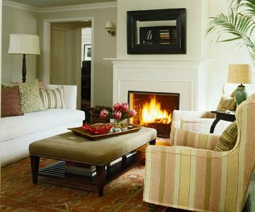 17 best images about small living room ideas on pinterest for Best seating arrangement for small living room