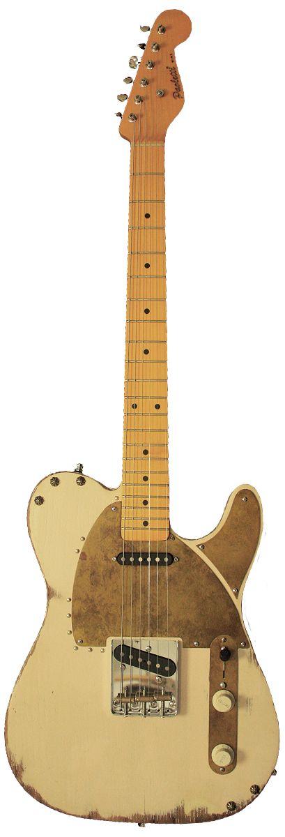 Nancy Loft - Paoletti Guitars