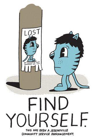 Jeremyville Corner Store — Find Yourself