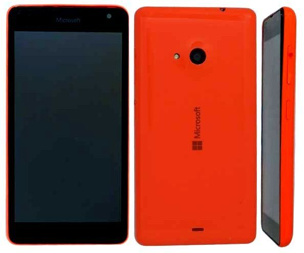 This could be the first Microsoft Lumia phone, according to a Chinese social network. Any first impressions?