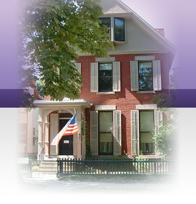 Visit the National Susan B. Anthony Museum & House, home of this legendary American civil rights leader.
