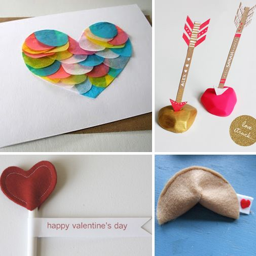 15 ideas for handmade valentines from babble.com