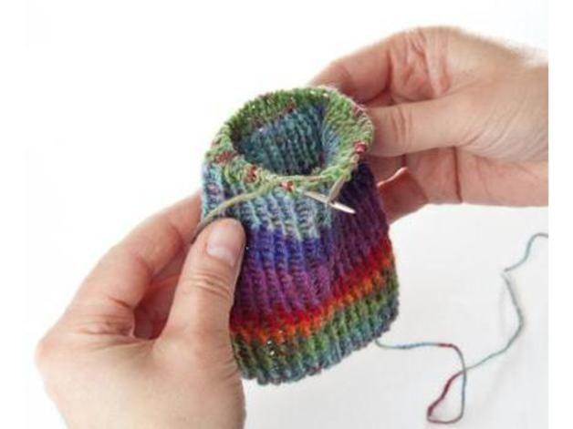 Stricknadeln - addi Socken-Rundstricknadel, Stärke 2,5 - ein Designerstück von vbs-hobby-versand bei DaWanda  5.99 €