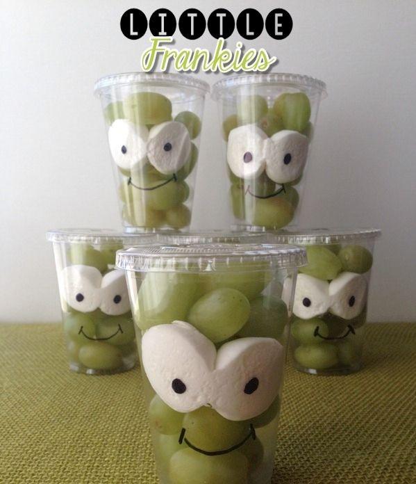 gezonde traktatie druiven