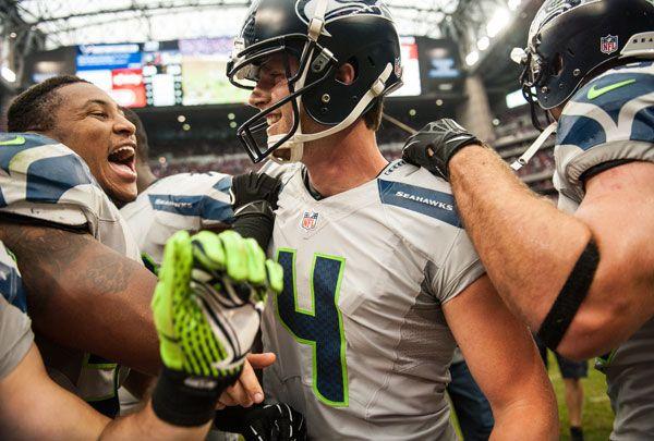 Seattle Seahawks - Steven Hauschka (K)