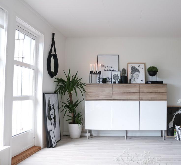 Instagram: @hvitelinjer  Interior decoration home ikea Scandinavian Nordic gubidesign kubus8 kubusbowl Bylassen