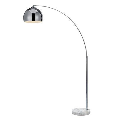 "Arquer 66.93"" Arched Floor Lamp"