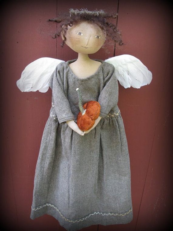 Sage Harvest Angel Limited Edition of 2 FINISHED PIECE by cheswickcompany