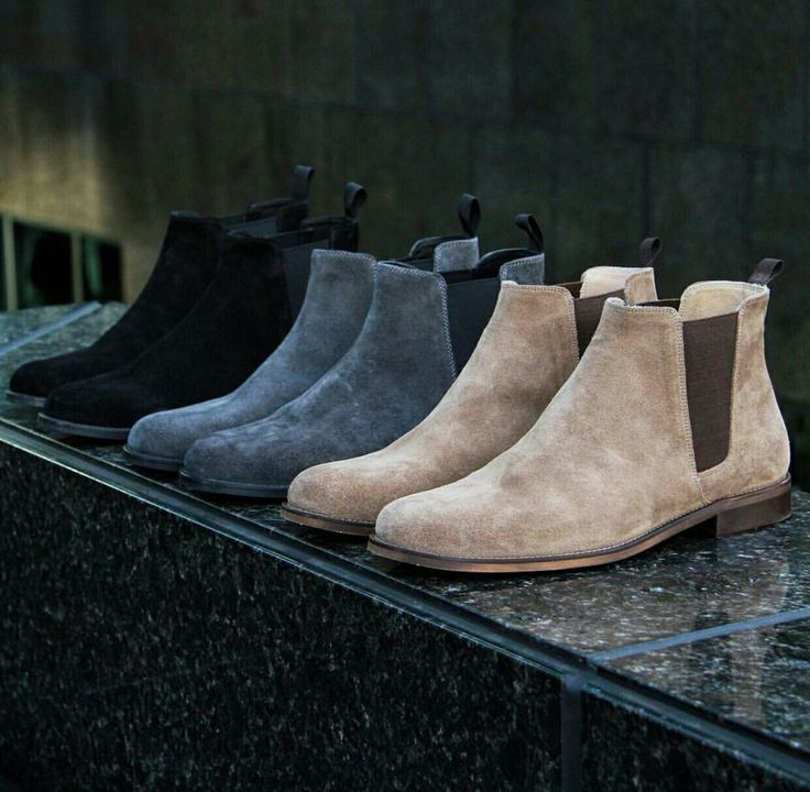 I'm obsessing over suede Chelsea boots currently...just bought my fourth pair in the last 2 months! Spring Time,