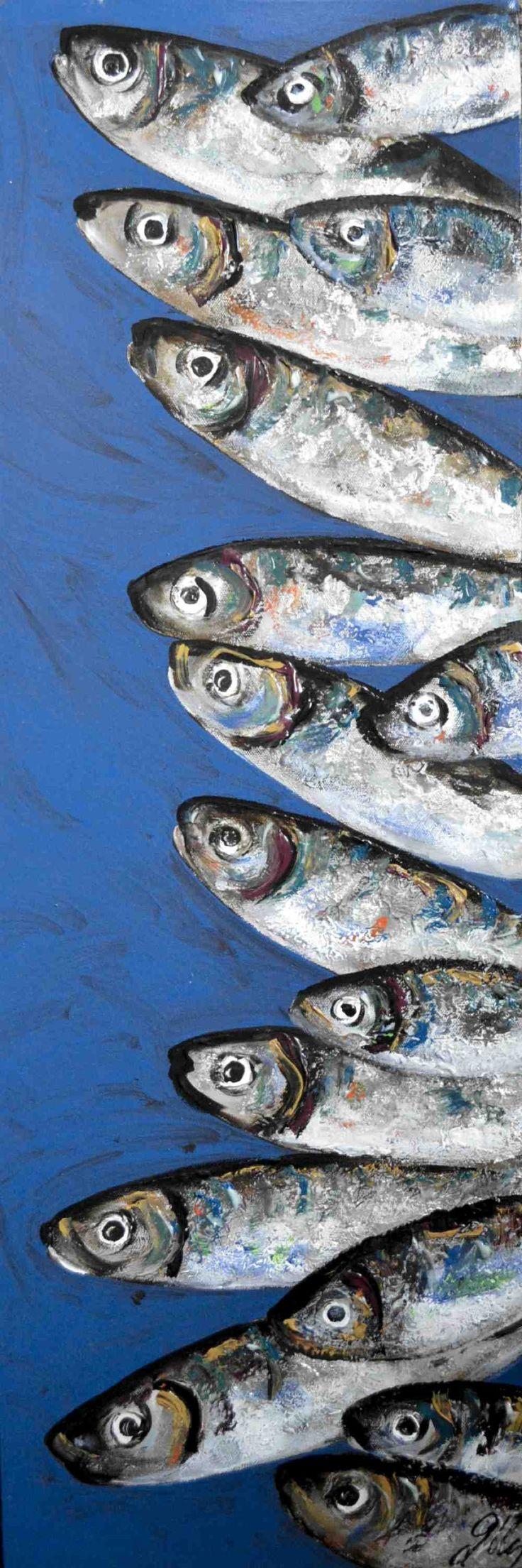 Sardines en ligne