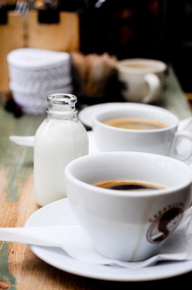 via Zielona Weranda caffe.