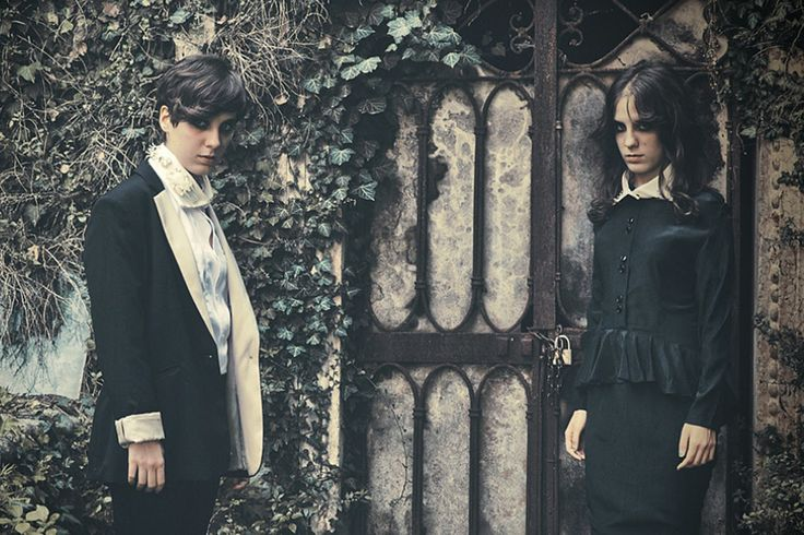 ...ONCE UPON A TIME...: VALENTINA & ALICE