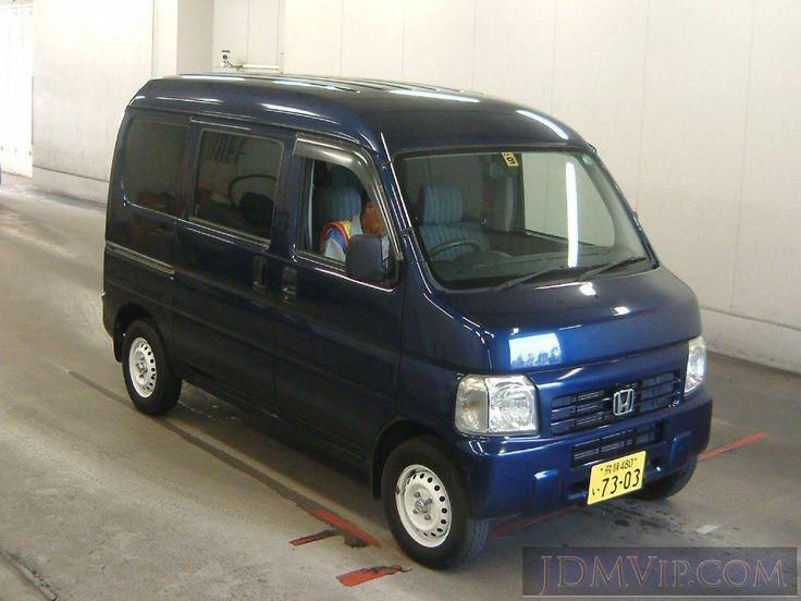 2000 HONDA ACTI VAN  HH6 - http://jdmvip.com/jdmcars/2000_HONDA_ACTI_VAN__HH6-tCkG2CQxvmZYLOJ-80496