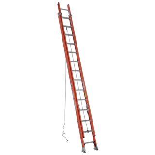 D6228-2 28' Type IA Fiberglass D-Rung Extension Ladder