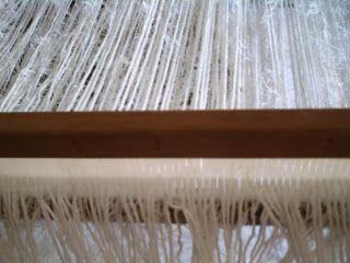 lã&Cia        : Xale de lã - tecelagem manual