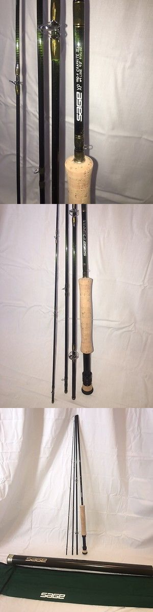 Fly Fishing Rods 23819: Sage 990-4 Xp (9 Ft, 9 Wt, 4 Pc) - New BUY IT NOW ONLY: $372.44