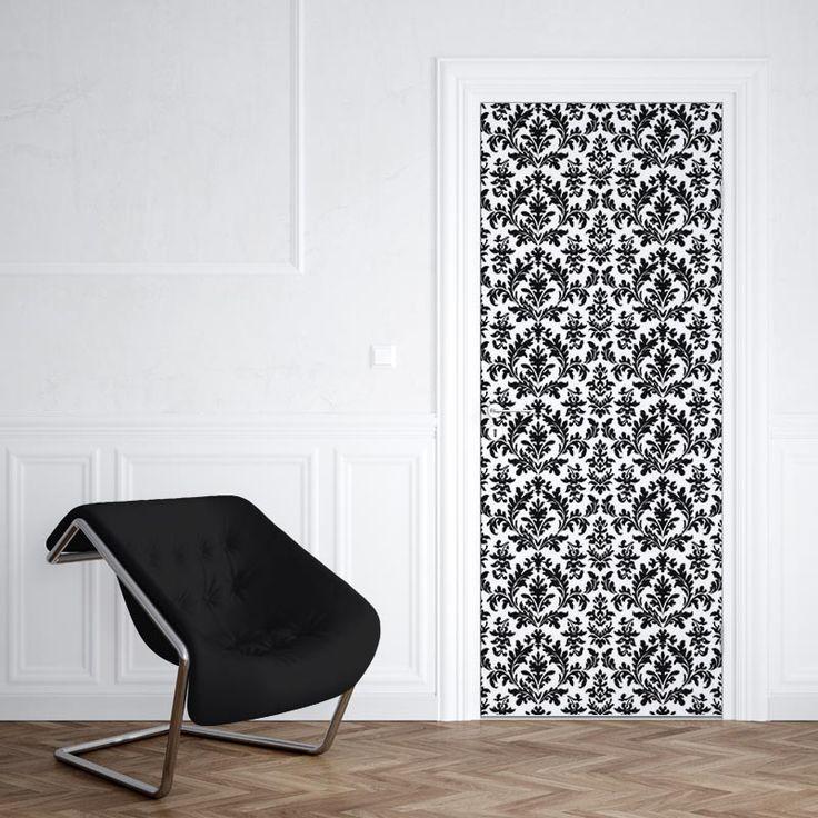Deursticker SC Heerenveen | Een deursticker is precies wat zo'n saaie deur nodig heeft! YouPri biedt deurstickers zowel mat als glanzend aan en ze zijn allemaal weerbestendig! Verkrijgbaar in verschillende afmetingen.   #deurstickers #deursticker #sticker #stickers #interieur #interieurprint #interieurdesign #foto #afbeelding #design #diy #weerbestendig #frans #franse #lelie #lelies #patroon #zwartwit