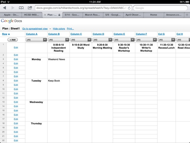 Reflect & Refine: iPad in the classroom and suggested apps: App,  Internet Site, Building,  Website, Learning I, Schools Ideas, Web Site, Learning Community, Classroom Ideas