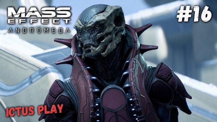 Mass Effect Andromeda ►Тайна происхождения кеттов. Воелд. База кеттов. К...