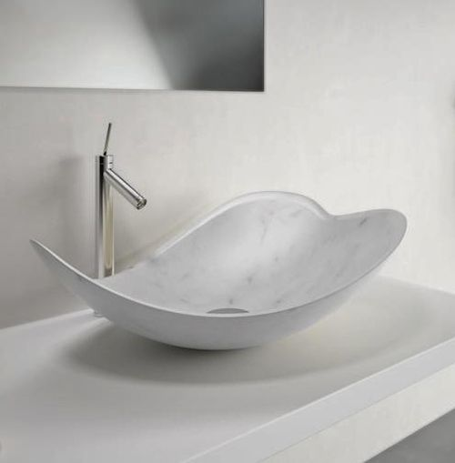 White Sink By Luciana Di Virgilio