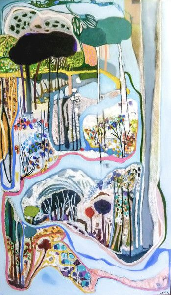 A Gentler Season | lisa morgan art