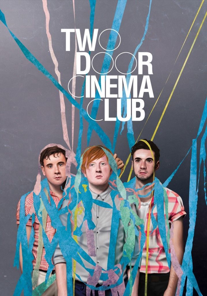 Two Door Cinema Club, 11 August 2011