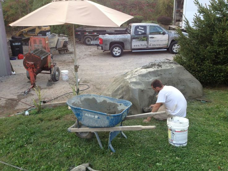 82 Best Stamped Concrete Images On Pinterest Cement