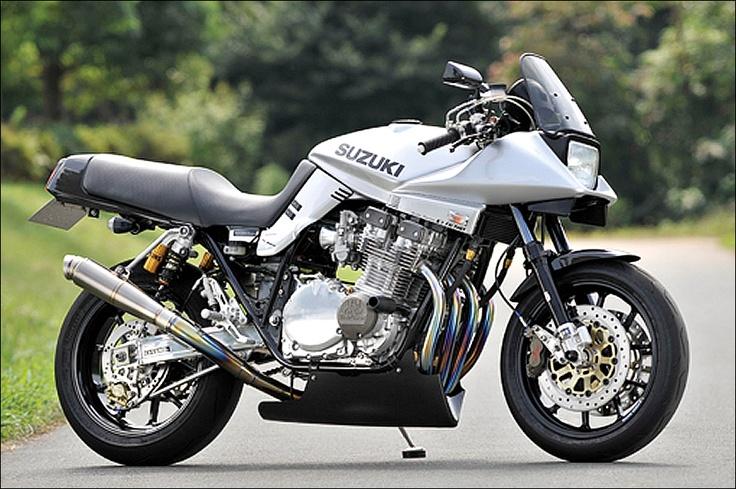 Suzuki KATANA ! nice design