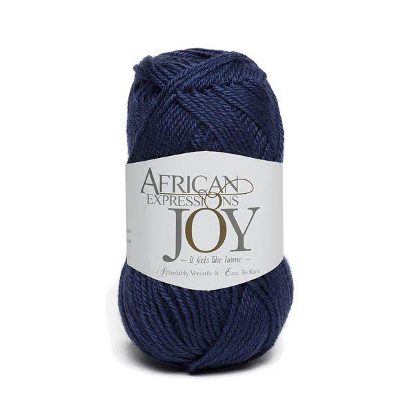 Colour Joy Navy Blue, Double knit weight, African expressions 1095, knitting yarn, knitting wool, crochet yarn, kid mohair yarn, merino wool, natural fibres yarn.