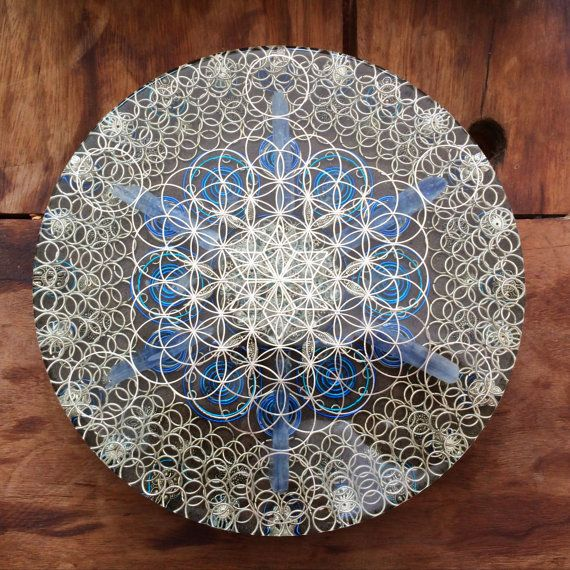Made to Order    Custom build Orgonite 'Generator von NeoShamanism, £333.33